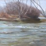 Linda Crank - Rippling Waters- Glenwood Garden