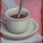 Richard Luschek - Espresso with Pink