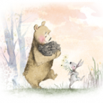 Will Hillenbrand - Bear and Bunny- Cover Art