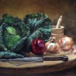 Carin Hebenstreit - Savoy Cabbage